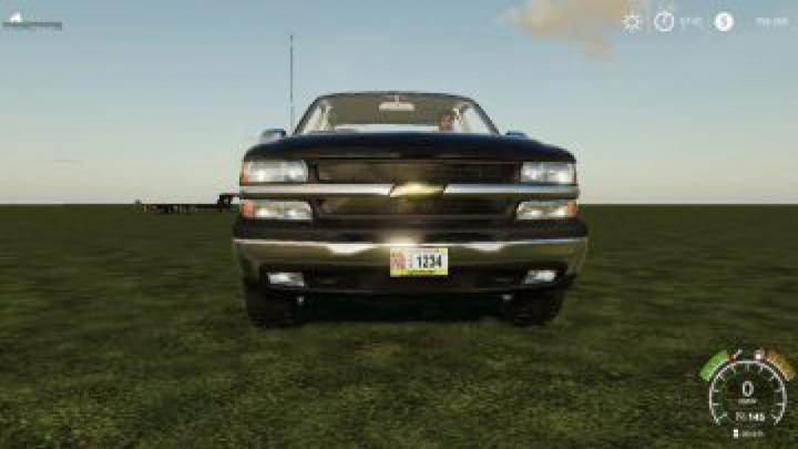 FS19 Silverado 99 V 1.0 category: cars