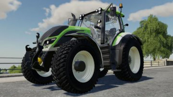 Trending mods today: FS19 Valtra T 234 WR Edition 1.0.0.1