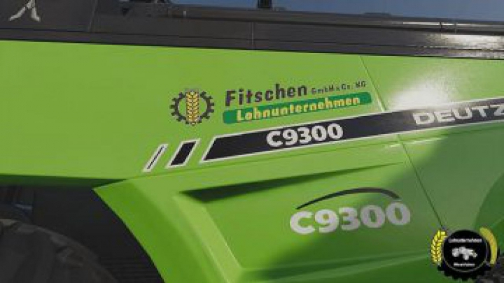 Trending mods today: FS19 DEUTZ-FAHR C9300 v1.0