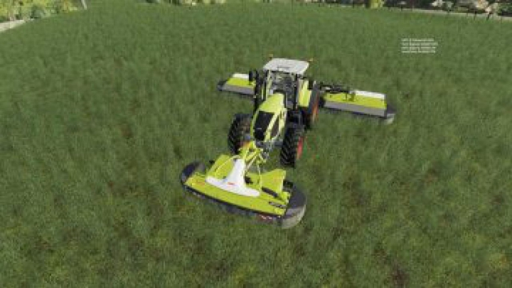 Trending mods today: FS19 Claas Mower Pack v1.1.0.0
