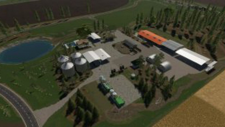 Trending mods today: FS19 Neuwerk Map v1.0.0.0