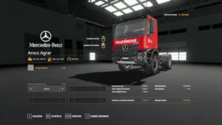 Trending mods today: FS19 Mercedes Benz Fire Department Edition v1.0