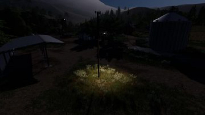 Trending mods today: FS19 Powerful Spotlights v1.0.0.1