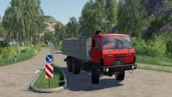 Trending mods today: FS19 Tatra 815 Agro v1.0.0.0