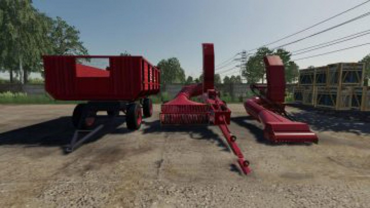 Trending mods today: FS19 Furazhira and TCP v1.8