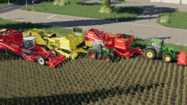 Trending mods today: FS19 Carrots, onions and cabbage crops v1.7
