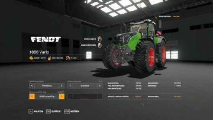 Trending mods today: FS19 Fendt Pack v1.1.2.0
