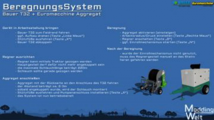 Trending mods today: FS19 Irrigation system v1.0.0.0