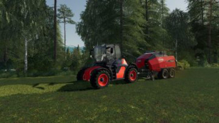 Trending mods today: FS19 SYN TRAC v1.0.3.1