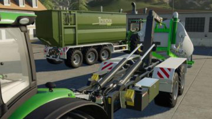 Trending mods today: FS19 TopliftStaja and Trentsysteme v1.0.0.0