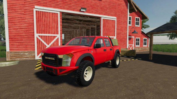 Trending mods today: FS19 GMC SCAROK v1.0.0.0