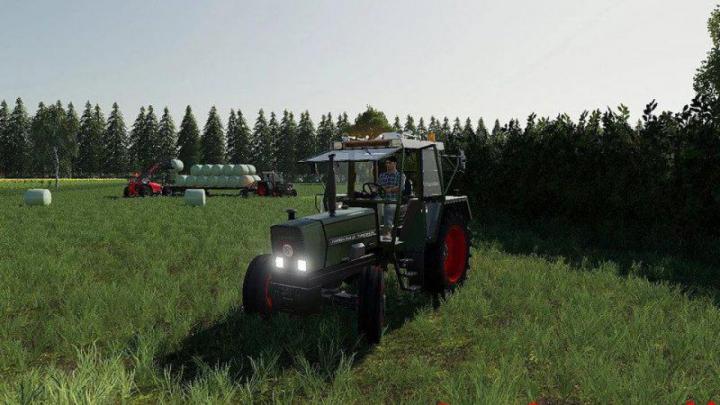 Trending mods today: FS19 Fendt Farmer 304 LS v1.0.0.0