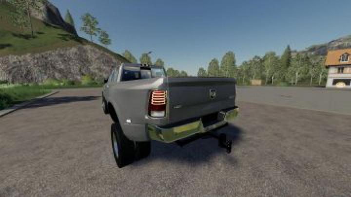 FS19 Dodge Ram 3500 v3.0 category: cars
