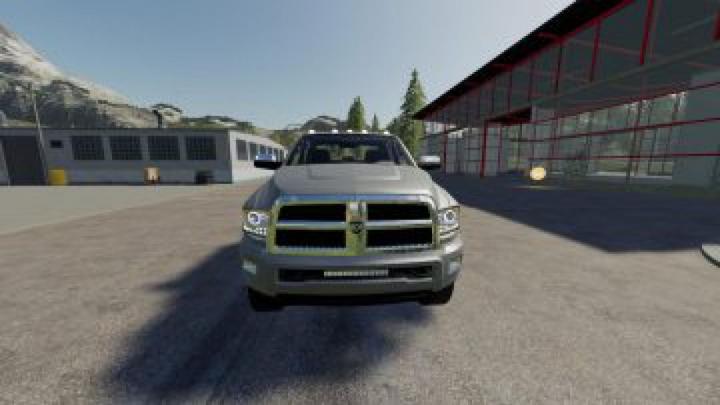 cars FS19 Dodge Ram 3500 v3.0