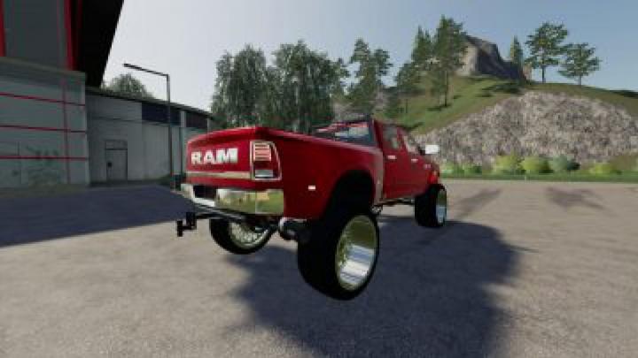 Trending mods today: FS19 Dodge Ram 3500 Lifted v3.0