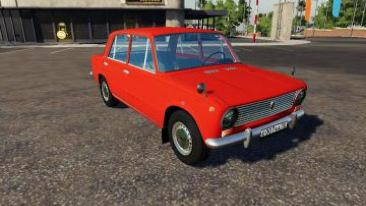 Trending mods today: FS19 VAZ 2101 v1.0.0.0