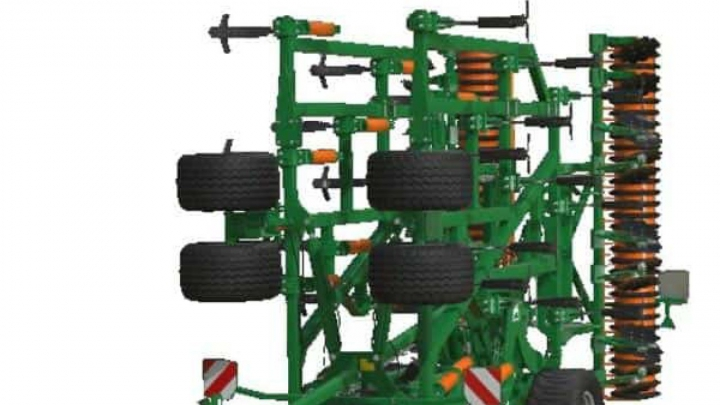 Trending mods today: FS19 Amazone Cenius with subsoiler function v1.0