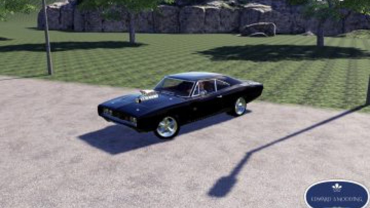 Trending mods today: FS19 Dodge Charger RT1970 v1.0