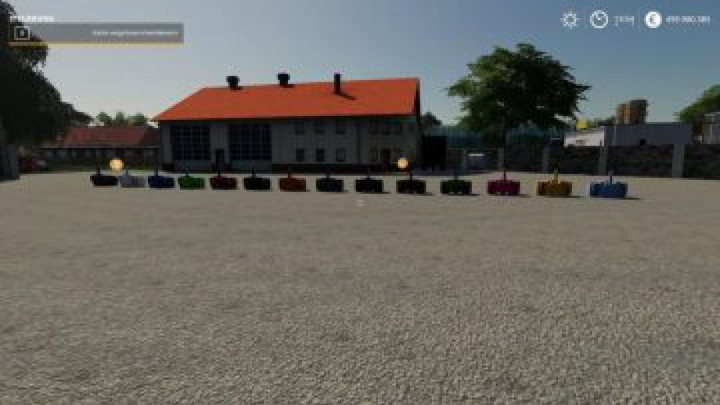 Trending mods today: FS19 XXL weights pack v1.1.1.2