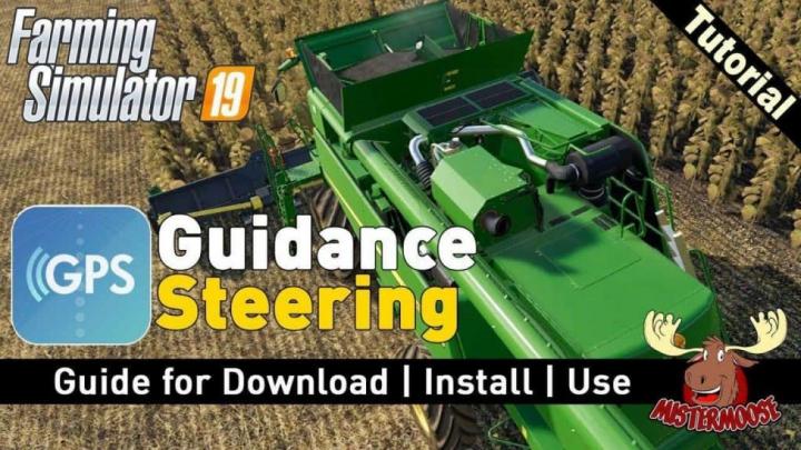 Trending mods today: FS19 Guidance Steering Dev Update PL translation v1.0