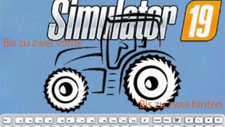 Trending mods today: FS19 Simplified control v1.3.0.3
