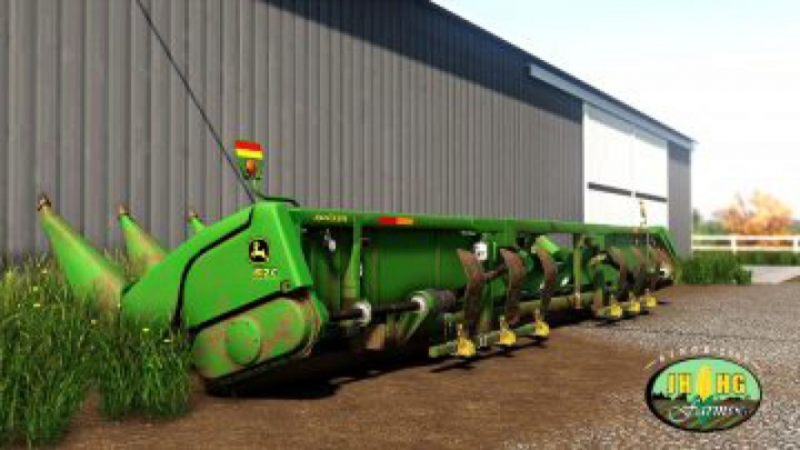 Trending mods today: FS19 John Deere 612C/712C Official v2.0.0.0