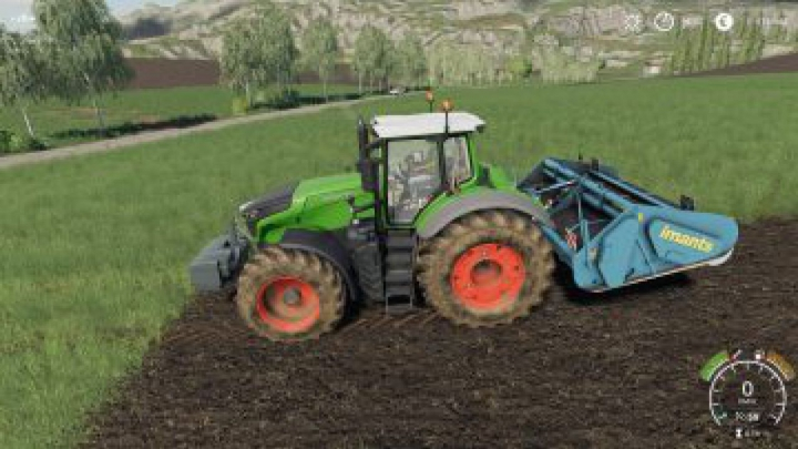 Trending mods today: FS19 Imants 47SX v1.0.0.0
