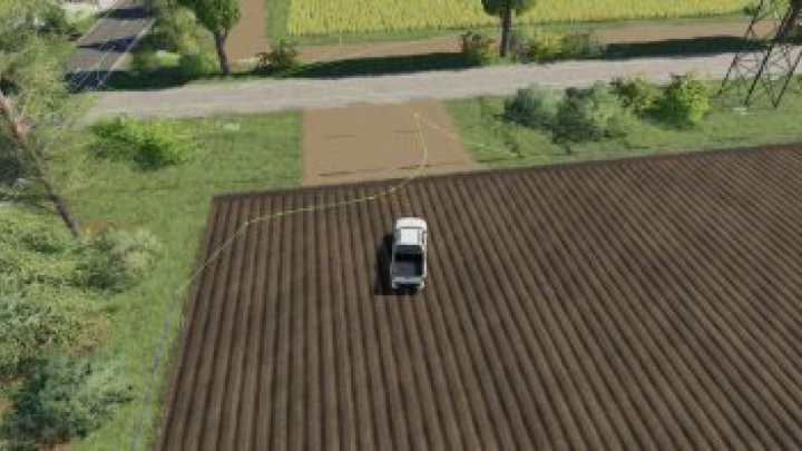 Trending mods today: FS19 AutoDrive courses for North Frisian march without trenches v2