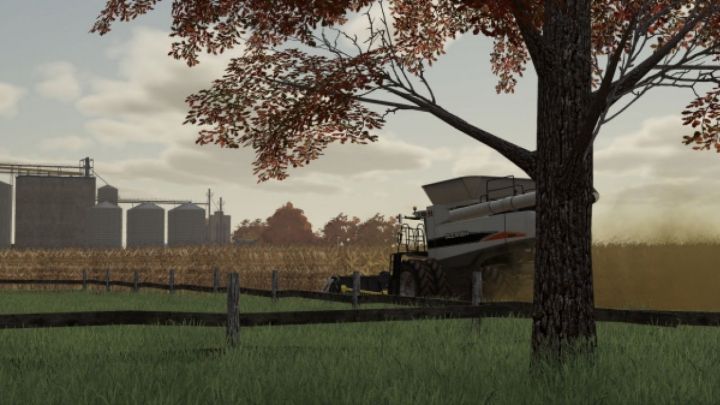 Trending mods today: County Line Seasons FS19