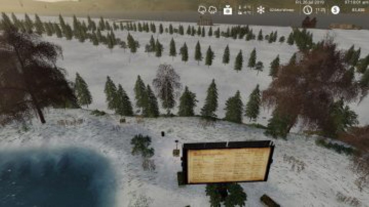 maps FS19 Rustic Acres (Seasons ready) V1a