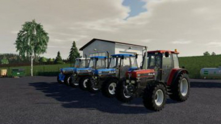 Trending mods today: FS19 Ford New Holland 40 Series v1.0.0.0
