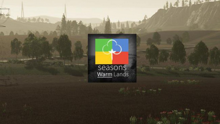 Trending mods today: FS19 Seasons GEO: Warm Lands v1.0