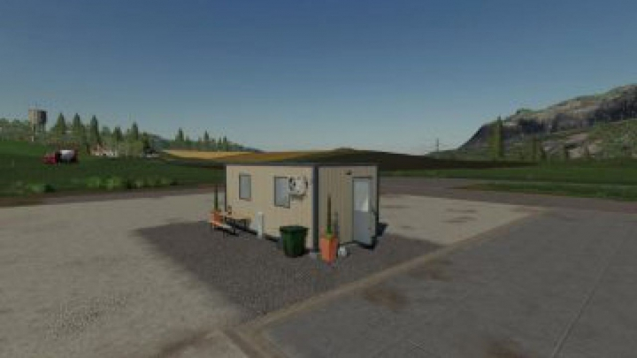 Trending mods today: FS19 Container House v1.0.0.0