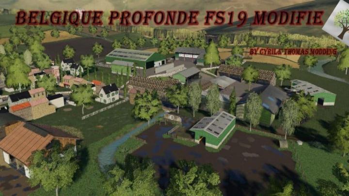 Trending mods today: FS19 Belgique Profonde season Ready v2.0.0.2