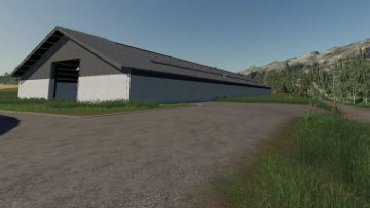 Trending mods today: FS19 Machineshed v1.0.0.0