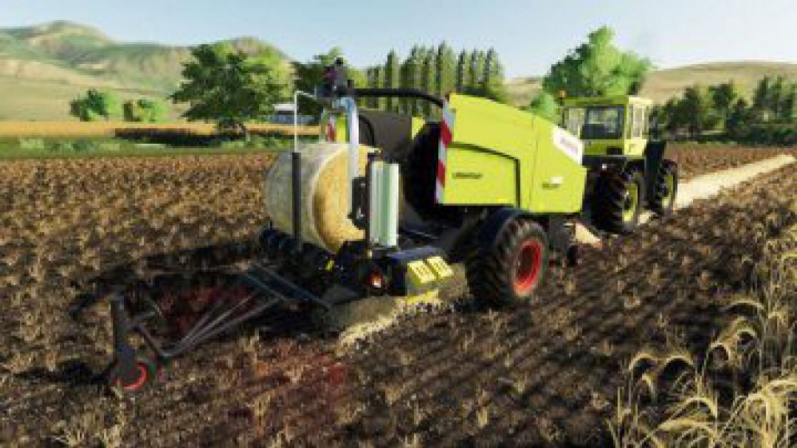 Trending mods today: FS19 Claas Rollant 455 Uniwrap RC v1.0.0.0