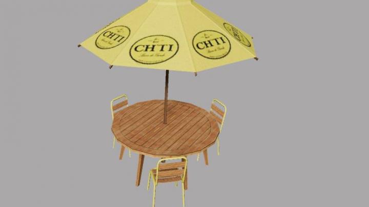 Trending mods today: FS19 TABLE CHTI v1.0