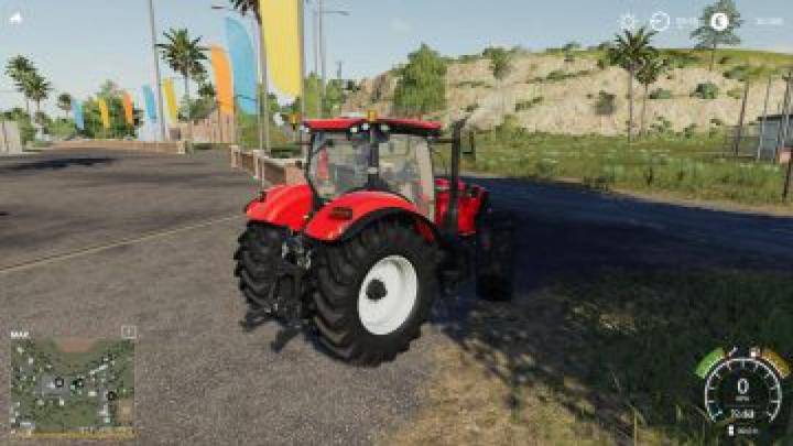 FS19 Case Puma Series v1.0.0.0 category: tractors