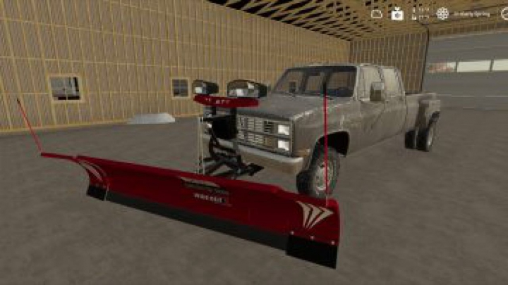Trending mods today: FS19 Plow Mount for trucks (with tutorial) v1.0