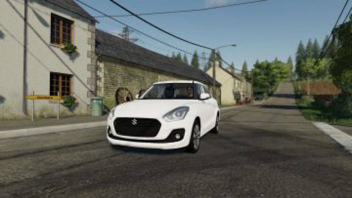 Trending mods today: FS19 Suzuki swift v1.0