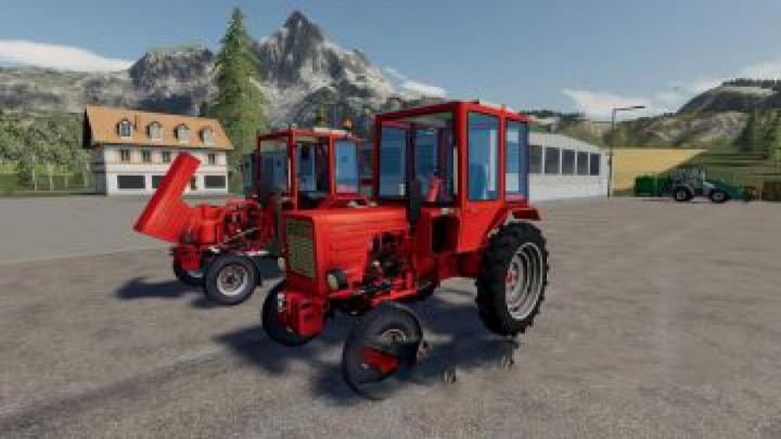Trending mods today: FS19 T-25 Tractor v11.08.19