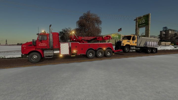 Trending mods today: WMF_TowTruckPack_FS19
