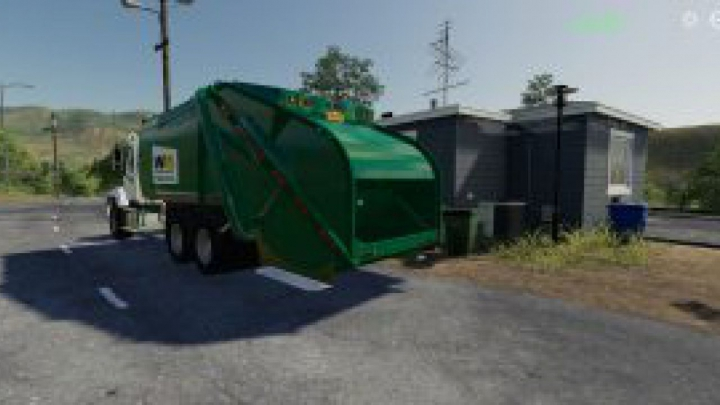 Trending mods today: FS19 Freightliner F114SD Garbage Truck v1.0.0.0
