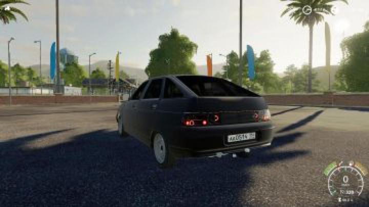 FS19 VAZ 2112 v2.0 category: cars