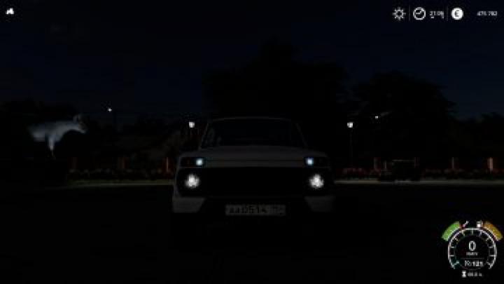 FS19 NIVA URBAN v1.0 category: cars