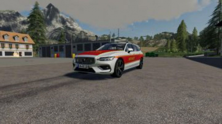 Trending mods today: FS19 Volvo V60 v1.2.1