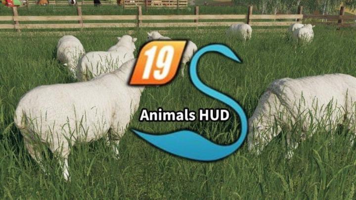 Trending mods today: FS19 AnimalHud for Sesons Mod v3.5
