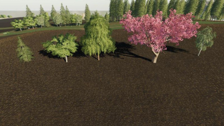 Trending mods today: FS19 More trees (placeable) v1.0.1.0