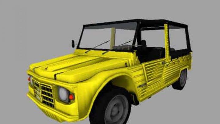 FS19 Mehari v1.0.0.0 category: cars