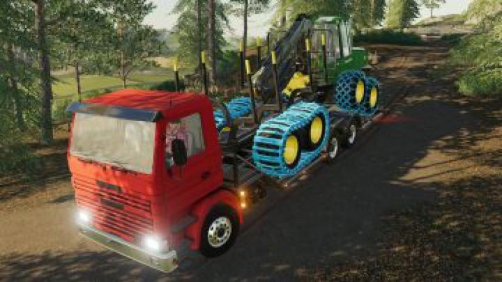 Trending mods today: FS19 Lizard Truck 470 v1.0.0.0